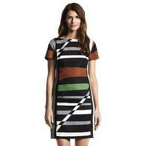 💥Derek Lam for DesigNation Striped Sheath Dress